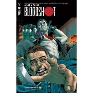 Bloodshot 2 Auge y caída
