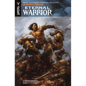 Eternal Warrior 1 La espada salvaje