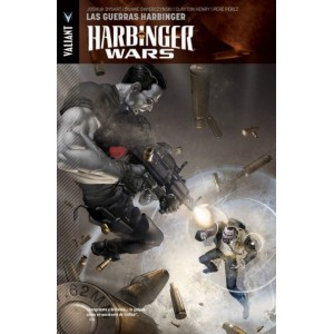 Harbinger Wars (Las Guerras Harbinger)