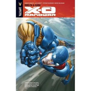 X-O Manowar 4 Vuelta a casa