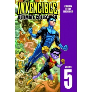 Invencible Ultimate Collection 4