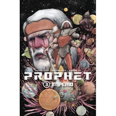 Prophet nº 02: Hermanos