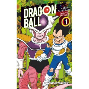 Dragon Ball Freezer nº 01