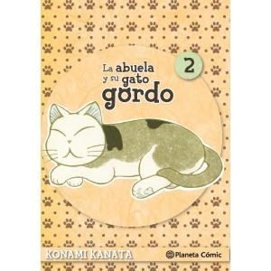 La Abuela y su Gato Gordo nº 01