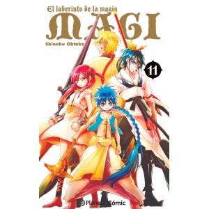 Magi El Laberinto de la Magia nº 11