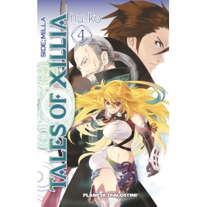 Tales of Xillia nº 03 Side: Milla