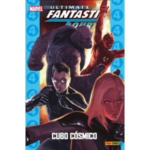 Coleccionable Ultimate 76 - Fantastic Four 9: Cubo Cosmico