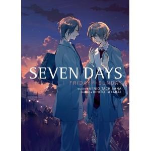 Seven Days nº 01
