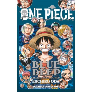 One Piece Guía nº 05 - DEEP BLUE