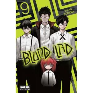 Blood Lad nº 08