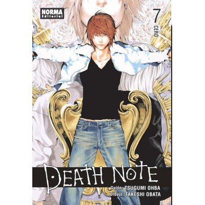 Death Note nº 06 (Norma)