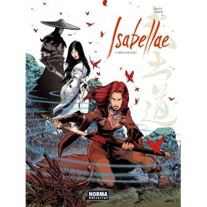 Isabellae nº 03 Hija de Éiru