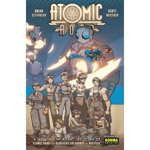 Pack Iniciación Atomic Robo 1 y 2