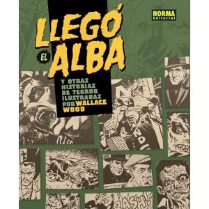 Llegó el Alba y otras historias ilustradas por Wallace Wood