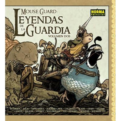 Mouse Guard nº 03: Hacha Negra