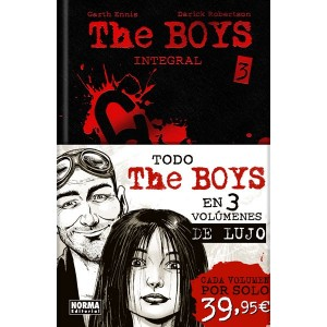 The Boys Integral nº 03