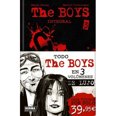 The Boys Integral nº 02