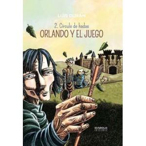 Orlando y el juego nº 01 (La sociedad de la niebla)