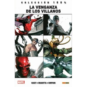 100% Marvel. La Venganza de los Villanos