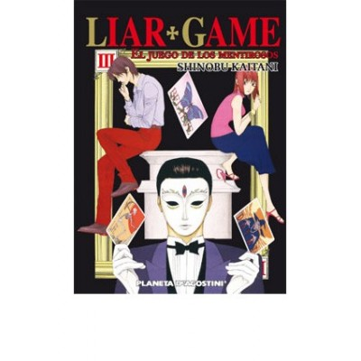 Liar Game Nº 03