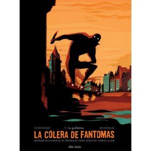 La Cólera de Fantomas nº 01: La Guillotina
