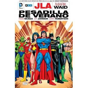 JLA: Pesadilla de verano