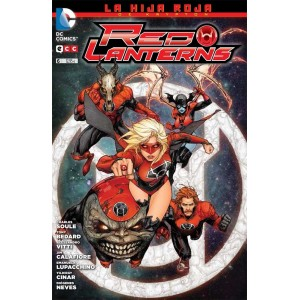 Red Lanterns nº 05