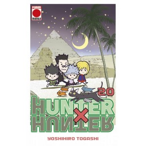 Hunter x Hunter nº 20