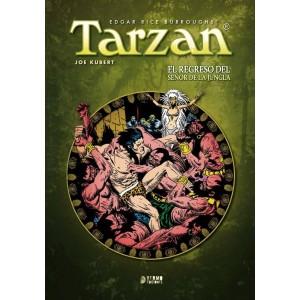 Tarzan: El Regreso del Señor de la Jungla nº 02