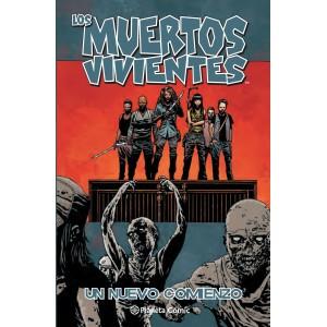 """Los Muertos Vivientes nº 22 """"Un nuevo comienzo"""""""