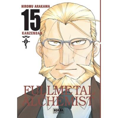 Fullmetal Alchemist Kanzenban nº 14