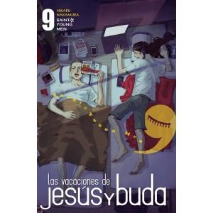 Las Vacaciones de Jesus y Buda nº 08