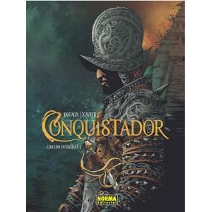 Conquistador Edición Integral 01
