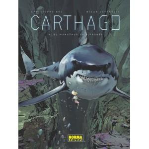 CARTHAGO 3. El monstruo de Yibuti