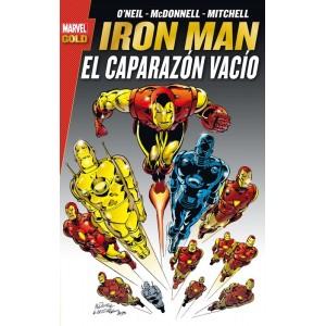 Marvel Gold. Iron Man: El Caparazón Vacío