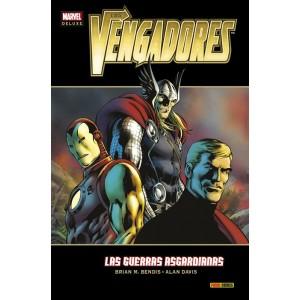 Marvel Deluxe. Los Vengadores - Las Guerras Asgardianas