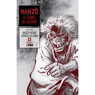 Hanzo: El Camino del Asesino nº 03