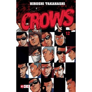 Crows nº 12