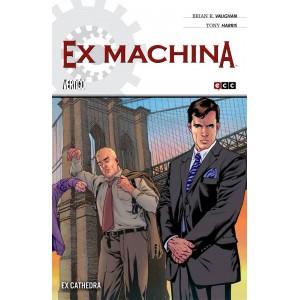 Ex Machina nº 06: Apagón
