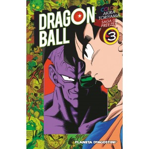 Dragon Ball Freezer nº 03