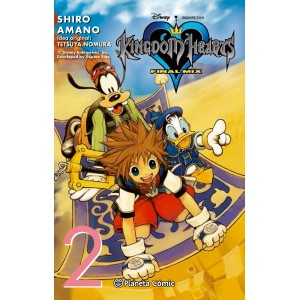 Kingdom Hearts Final Mix nº 01