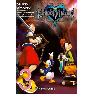 Kingdom Hearts Final Mix nº 02