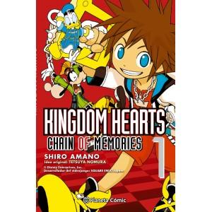Kingdom Hearts Chain of Memories nº 01