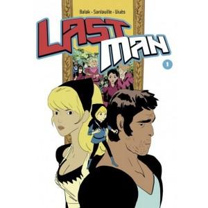 Last Man nº 01