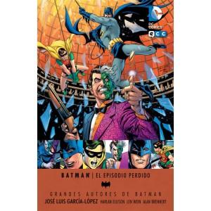 Grandes autores de Batman: Jose Luis García-López - El Episodio Perdido