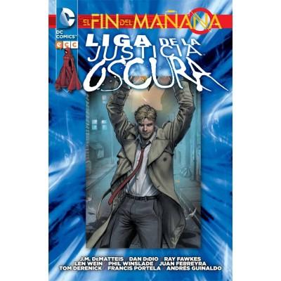 Liga de la Justicia: El fin del mañana nº 02