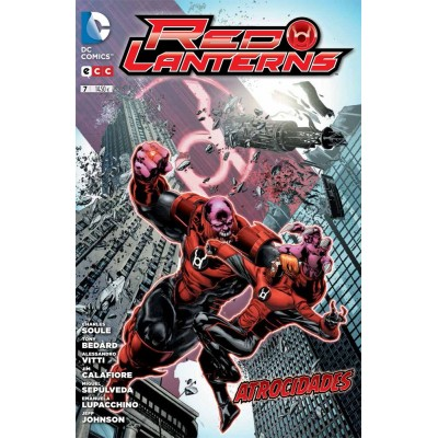Red Lanterns nº 06
