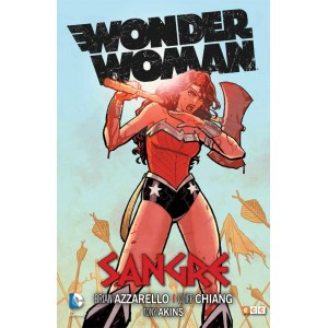 Wonder Woman nº 09