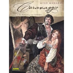 Caravaggio nº 01: El Pincel y la Espada