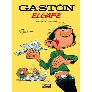 Gastón Elgafe Edición Integral nº 01